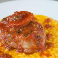 Ossobuco in gremolata's day